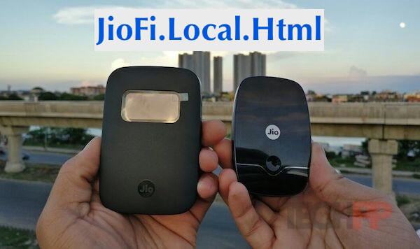 jiofi routers