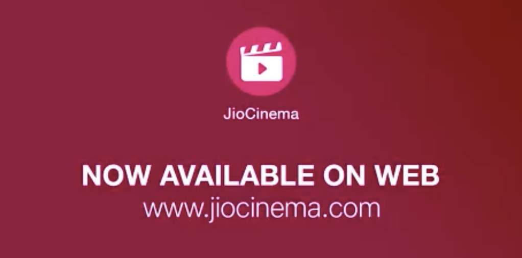 Jio Cinema Products and Movies on Web