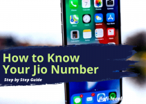 Know My Jio Number